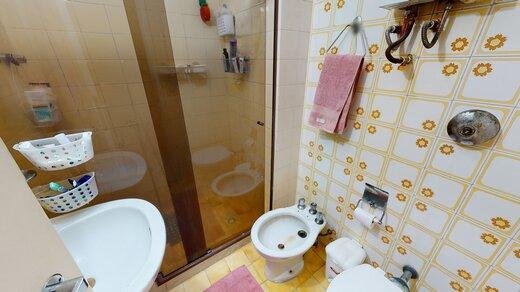 Banheiro - Apartamento 1 quarto à venda Gávea, Rio de Janeiro - R$ 1.050.000 - II-19199-32043 - 4