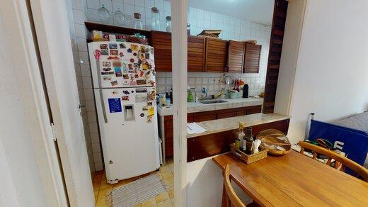 Cozinha - Apartamento 1 quarto à venda Gávea, Rio de Janeiro - R$ 1.050.000 - II-19199-32043 - 8