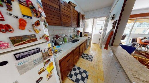 Cozinha - Apartamento 1 quarto à venda Gávea, Rio de Janeiro - R$ 1.050.000 - II-19199-32043 - 9