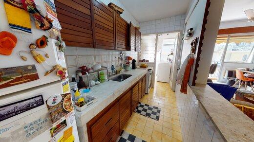 Cozinha - Apartamento 1 quarto à venda Gávea, Rio de Janeiro - R$ 1.050.000 - II-19199-32043 - 10