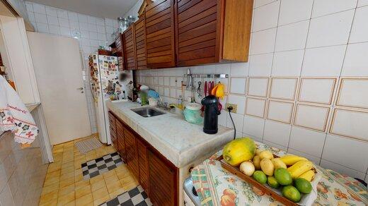 Cozinha - Apartamento 1 quarto à venda Gávea, Rio de Janeiro - R$ 1.050.000 - II-19199-32043 - 11