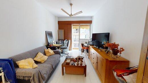 Living - Apartamento 1 quarto à venda Gávea, Rio de Janeiro - R$ 1.050.000 - II-19199-32043 - 14