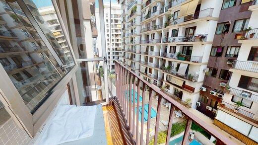 Living - Apartamento 1 quarto à venda Gávea, Rio de Janeiro - R$ 1.050.000 - II-19199-32043 - 16