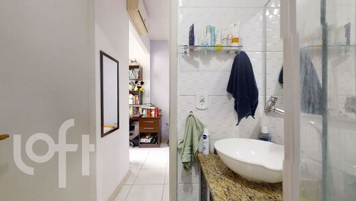 Banheiro - Apartamento 3 quartos à venda Catete, Rio de Janeiro - R$ 800.000 - II-19202-32046 - 8