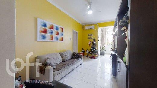 Living - Apartamento 3 quartos à venda Catete, Rio de Janeiro - R$ 800.000 - II-19202-32046 - 23