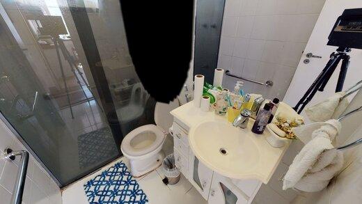 Banheiro - Apartamento 3 quartos à venda Jardim Botânico, Rio de Janeiro - R$ 1.568.000 - II-19203-32047 - 12