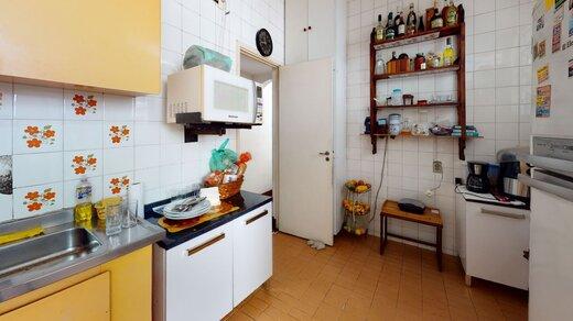 Cozinha - Apartamento 3 quartos à venda Jardim Botânico, Rio de Janeiro - R$ 1.568.000 - II-19203-32047 - 16