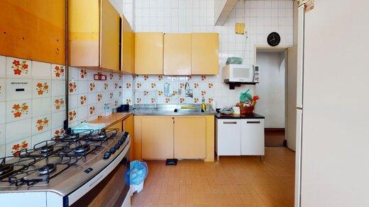 Cozinha - Apartamento 3 quartos à venda Jardim Botânico, Rio de Janeiro - R$ 1.568.000 - II-19203-32047 - 1