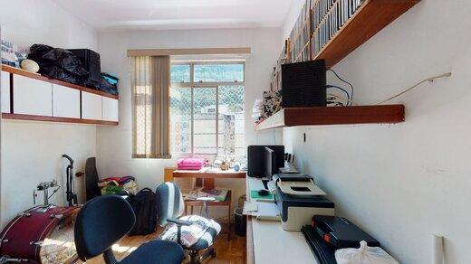 Living - Apartamento 3 quartos à venda Jardim Botânico, Rio de Janeiro - R$ 1.568.000 - II-19203-32047 - 3