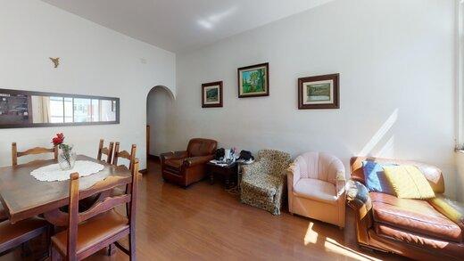 Living - Apartamento 3 quartos à venda Jardim Botânico, Rio de Janeiro - R$ 1.568.000 - II-19203-32047 - 5