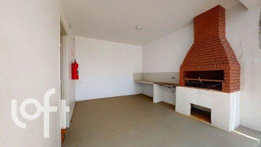 Fachada - Apartamento à venda Avenida Ireré,Saúde, São Paulo - R$ 433.795 - II-19205-32049 - 7