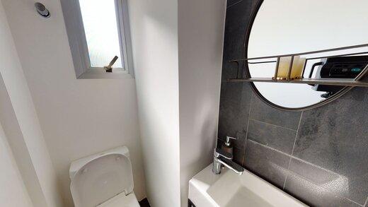 Banheiro - Apartamento à venda Rua Doutor Tomás Carvalhal,Paraíso, Zona Sul,São Paulo - R$ 1.250.000 - II-19209-32053 - 3