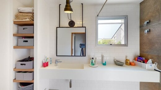Banheiro - Apartamento à venda Rua Doutor Tomás Carvalhal,Paraíso, Zona Sul,São Paulo - R$ 1.250.000 - II-19209-32053 - 4