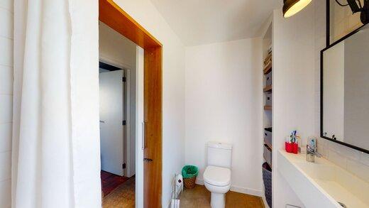 Banheiro - Apartamento à venda Rua Doutor Tomás Carvalhal,Paraíso, Zona Sul,São Paulo - R$ 1.250.000 - II-19209-32053 - 5