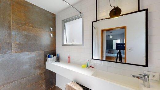 Banheiro - Apartamento à venda Rua Doutor Tomás Carvalhal,Paraíso, Zona Sul,São Paulo - R$ 1.250.000 - II-19209-32053 - 6