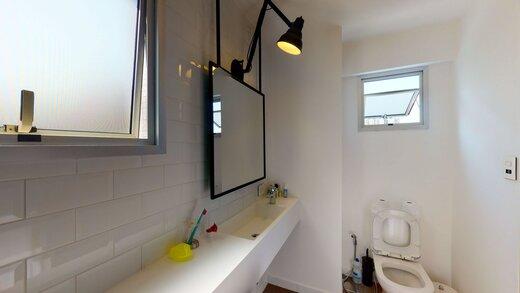 Banheiro - Apartamento à venda Rua Doutor Tomás Carvalhal,Paraíso, Zona Sul,São Paulo - R$ 1.250.000 - II-19209-32053 - 7