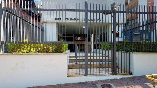 Fachada - Apartamento à venda Rua Doutor Tomás Carvalhal,Paraíso, Zona Sul,São Paulo - R$ 1.250.000 - II-19209-32053 - 9