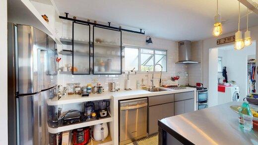 Cozinha - Apartamento à venda Rua Doutor Tomás Carvalhal,Paraíso, Zona Sul,São Paulo - R$ 1.250.000 - II-19209-32053 - 11