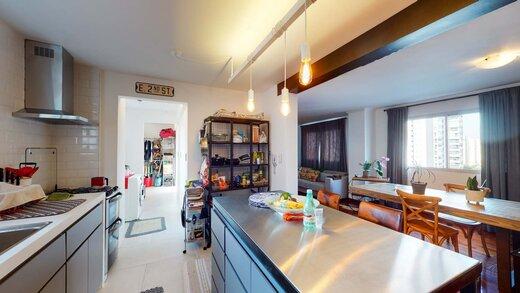 Cozinha - Apartamento à venda Rua Doutor Tomás Carvalhal,Paraíso, Zona Sul,São Paulo - R$ 1.250.000 - II-19209-32053 - 12