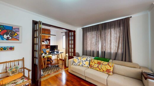 Living - Apartamento à venda Rua Doutor Tomás Carvalhal,Paraíso, Zona Sul,São Paulo - R$ 1.250.000 - II-19209-32053 - 16