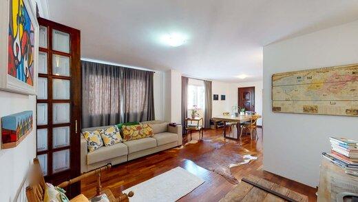 Living - Apartamento à venda Rua Doutor Tomás Carvalhal,Paraíso, Zona Sul,São Paulo - R$ 1.250.000 - II-19209-32053 - 17