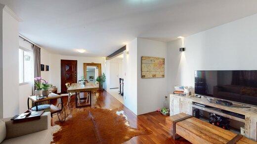 Living - Apartamento à venda Rua Doutor Tomás Carvalhal,Paraíso, Zona Sul,São Paulo - R$ 1.250.000 - II-19209-32053 - 18