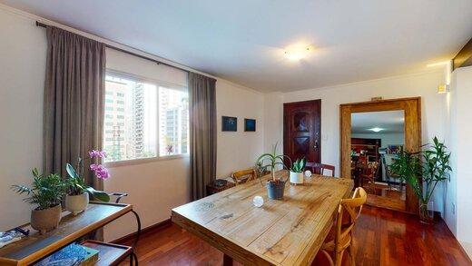 Living - Apartamento à venda Rua Doutor Tomás Carvalhal,Paraíso, Zona Sul,São Paulo - R$ 1.250.000 - II-19209-32053 - 19