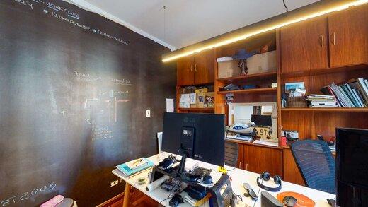 Quarto principal - Apartamento à venda Rua Doutor Tomás Carvalhal,Paraíso, Zona Sul,São Paulo - R$ 1.250.000 - II-19209-32053 - 21