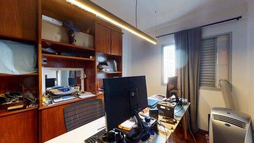 Quarto principal - Apartamento à venda Rua Doutor Tomás Carvalhal,Paraíso, Zona Sul,São Paulo - R$ 1.250.000 - II-19209-32053 - 22