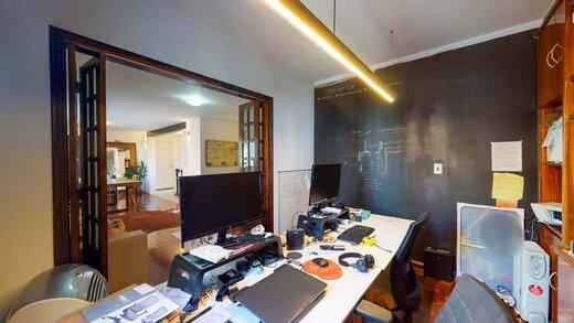 Quarto principal - Apartamento à venda Rua Doutor Tomás Carvalhal,Paraíso, Zona Sul,São Paulo - R$ 1.250.000 - II-19209-32053 - 23