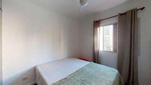 Quarto principal - Apartamento à venda Rua Doutor Tomás Carvalhal,Paraíso, Zona Sul,São Paulo - R$ 1.250.000 - II-19209-32053 - 24