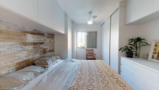 Quarto principal - Apartamento à venda Rua Doutor Tomás Carvalhal,Paraíso, Zona Sul,São Paulo - R$ 1.250.000 - II-19209-32053 - 26