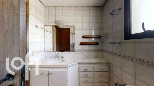 Banheiro - Apartamento à venda Rua Agostinho Rodrigues Filho,Vila Clementino, Zona Sul,São Paulo - R$ 1.388.000 - II-19230-32074 - 5