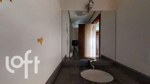 Banheiro - Apartamento à venda Rua Agostinho Rodrigues Filho,Vila Clementino, Zona Sul,São Paulo - R$ 1.388.000 - II-19230-32074 - 6