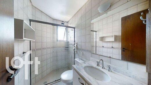 Banheiro - Apartamento à venda Rua Agostinho Rodrigues Filho,Vila Clementino, Zona Sul,São Paulo - R$ 1.388.000 - II-19230-32074 - 8