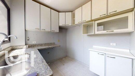 Cozinha - Apartamento à venda Rua Agostinho Rodrigues Filho,Vila Clementino, Zona Sul,São Paulo - R$ 1.388.000 - II-19230-32074 - 21