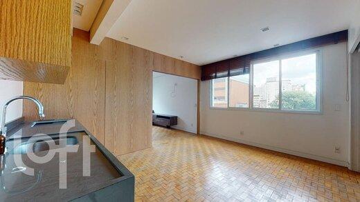 Cozinha - Apartamento à venda Rua Padre João Manuel,Jardim América, Centro,São Paulo - R$ 1.207.000 - II-19236-32080 - 12