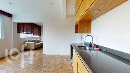 Cozinha - Apartamento à venda Rua Padre João Manuel,Jardim América, Centro,São Paulo - R$ 1.207.000 - II-19236-32080 - 13