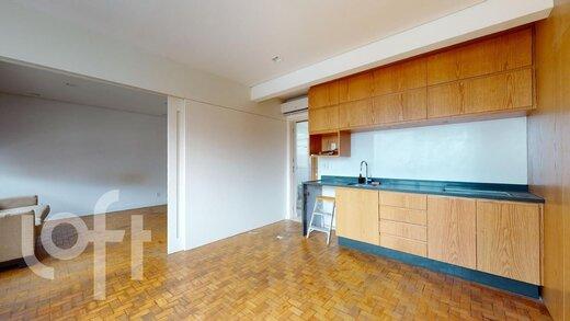 Cozinha - Apartamento à venda Rua Padre João Manuel,Jardim América, Centro,São Paulo - R$ 1.207.000 - II-19236-32080 - 14