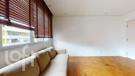 Living - Apartamento à venda Rua Padre João Manuel,Jardim América, Centro,São Paulo - R$ 1.207.000 - II-19236-32080 - 16