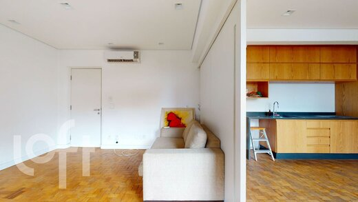 Living - Apartamento à venda Rua Padre João Manuel,Jardim América, Centro,São Paulo - R$ 1.207.000 - II-19236-32080 - 17