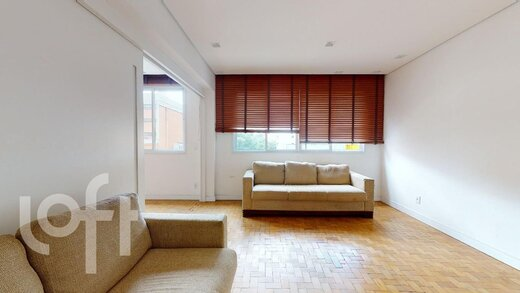Living - Apartamento à venda Rua Padre João Manuel,Jardim América, Centro,São Paulo - R$ 1.207.000 - II-19236-32080 - 18