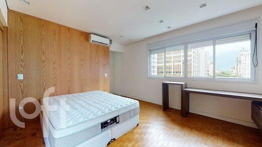 Quarto principal - Apartamento à venda Rua Padre João Manuel,Jardim América, Centro,São Paulo - R$ 1.207.000 - II-19236-32080 - 21