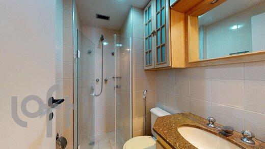 Banheiro - Apartamento à venda Rua Girassol,Vila Madalena, Zona Oeste,São Paulo - R$ 1.112.000 - II-19237-32081 - 3