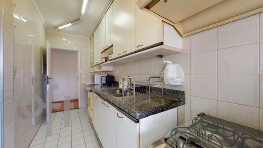 Cozinha - Apartamento à venda Rua Girassol,Vila Madalena, Zona Oeste,São Paulo - R$ 1.112.000 - II-19237-32081 - 19