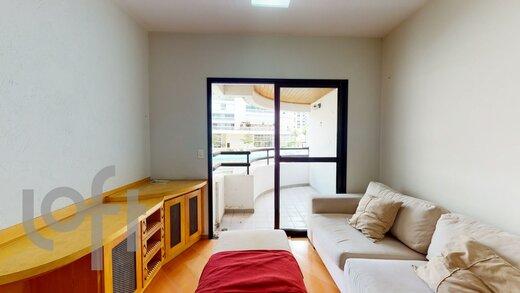 Living - Apartamento à venda Rua Girassol,Vila Madalena, Zona Oeste,São Paulo - R$ 1.112.000 - II-19237-32081 - 25