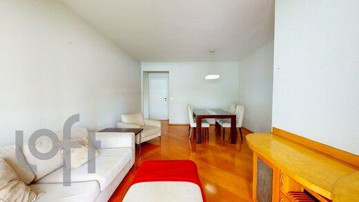 Living - Apartamento à venda Rua Girassol,Vila Madalena, Zona Oeste,São Paulo - R$ 1.112.000 - II-19237-32081 - 26