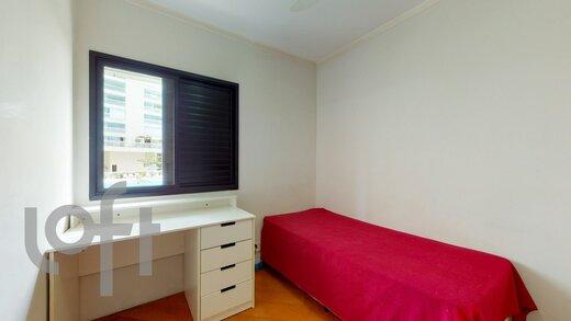 Quarto principal - Apartamento à venda Rua Girassol,Vila Madalena, Zona Oeste,São Paulo - R$ 1.112.000 - II-19237-32081 - 27