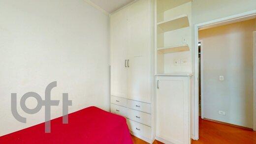 Quarto principal - Apartamento à venda Rua Girassol,Vila Madalena, Zona Oeste,São Paulo - R$ 1.112.000 - II-19237-32081 - 28