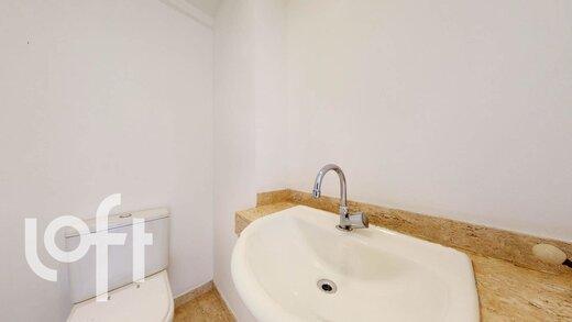 Banheiro - Apartamento 3 quartos à venda Alto de Pinheiros, São Paulo - R$ 1.610.000 - II-19240-32084 - 3